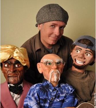 Ny Comedy Night: Comedian Ventriloquist Peter Hefty