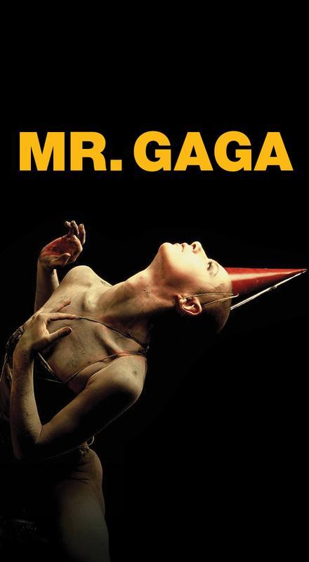 Mr. Gaga: An Evening with Ohad Naharin