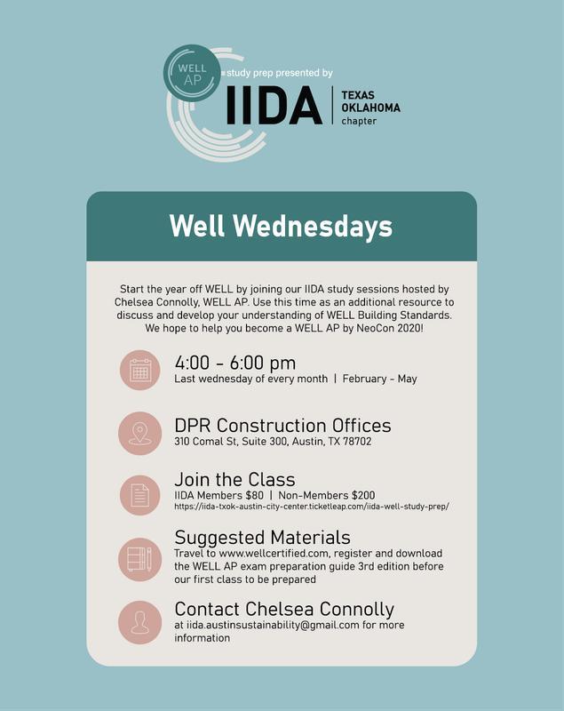 IIDA WELL Study Prep