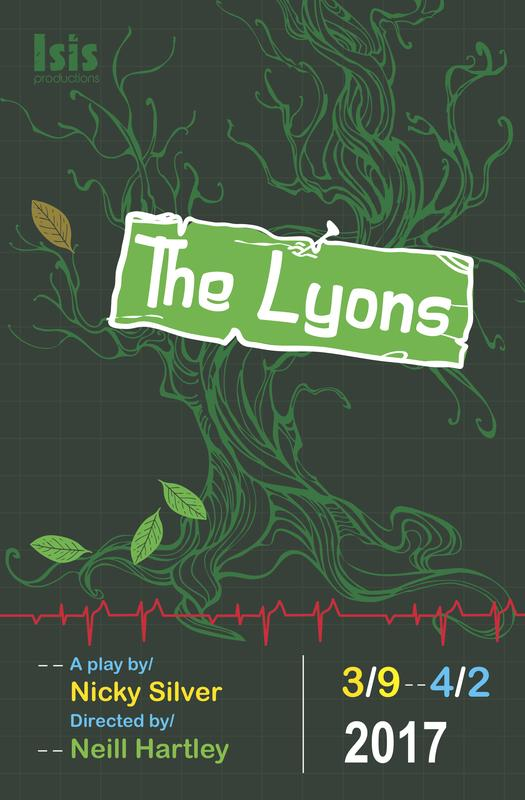 The Lyons by Nicky Silver
