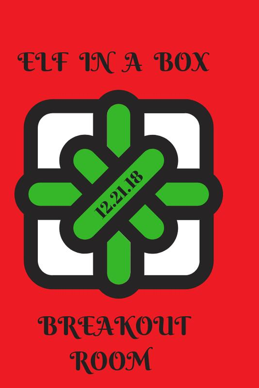 Elf in a Box: Escape Room Ages 13-18 Years