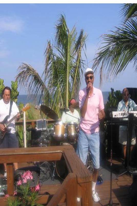 Smitty & On the Edge Band