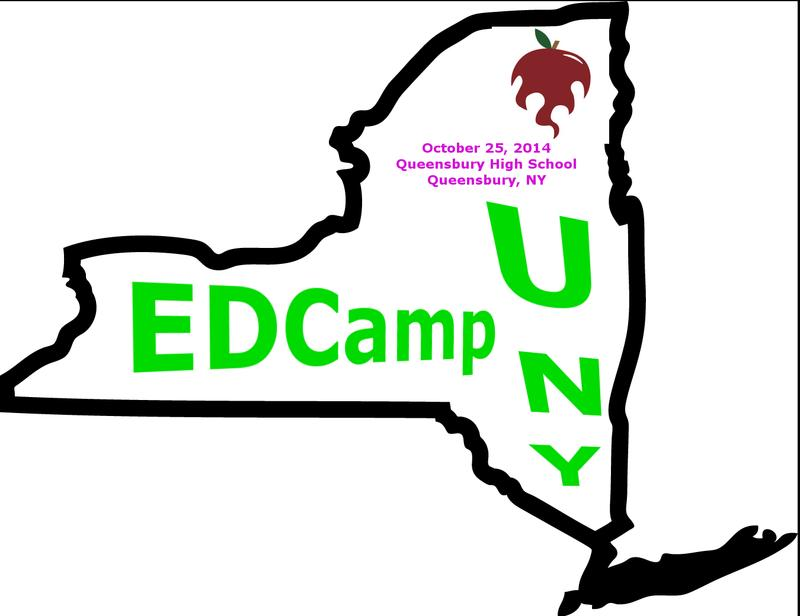 Edcamp Upstate New York 2014