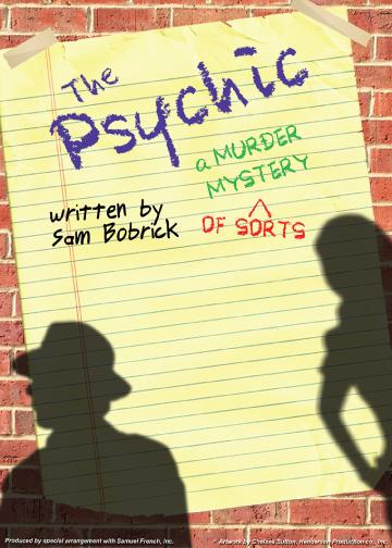 """The Psychic"" - Dinner Theater Comedy by Sam Bobrick"