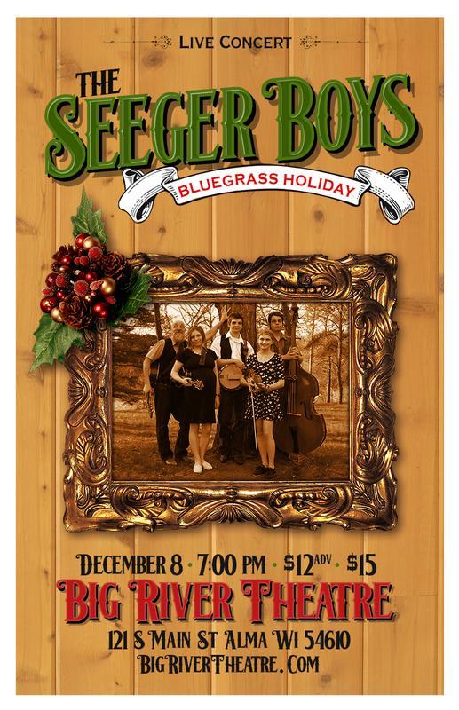 The Seeger Boys - Bluegrass Holiday