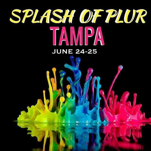 Splash Of Plur Tampa