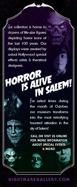Count Orlok's Nightmare Gallery General Admission