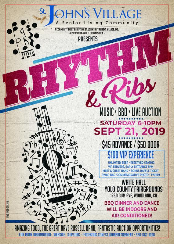 Rhythm and Ribs