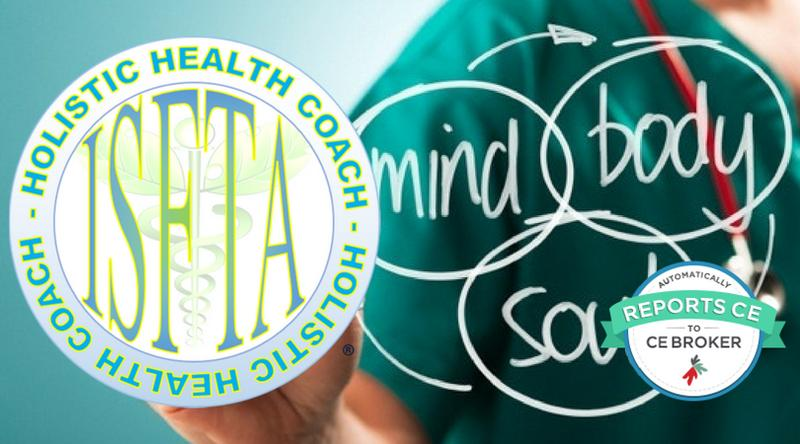 Holistic Health Practices - Become a Holistic Health Coach: September 29th, Miami, FL