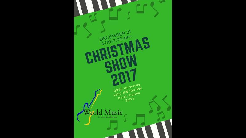 WMAB Christmas Show 2017