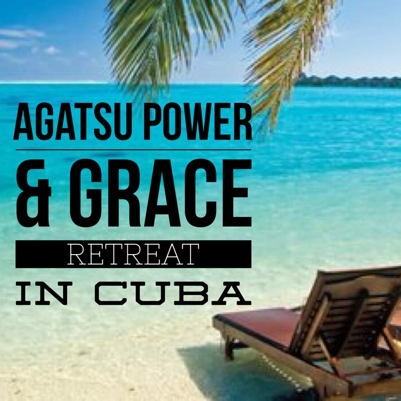 Feb- Agatsu Power & Grace Women's Retreat