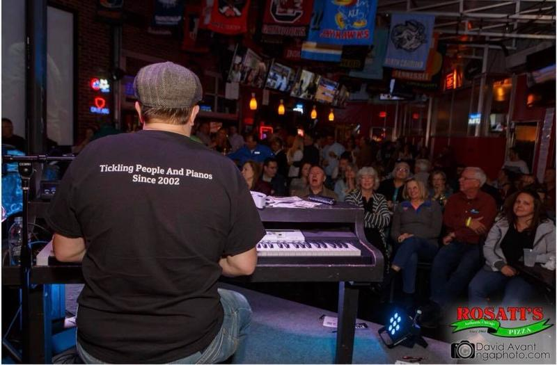 Dueling Pianos July 14
