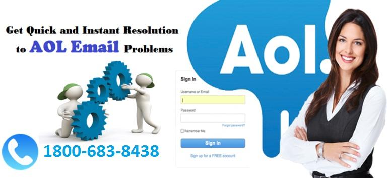 Looking for AOL helpline? Call @ 1800-683-8438 AOL