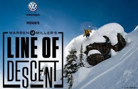 """Warren Miller's """"Line of Descent"""""""