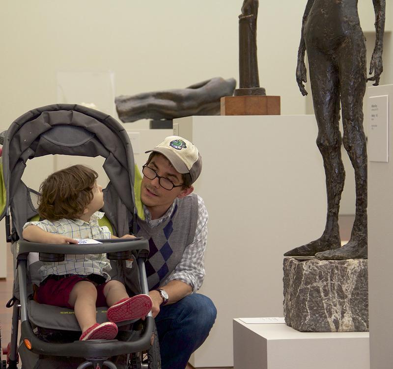Family Programs: ArtStrolls for Toddlers