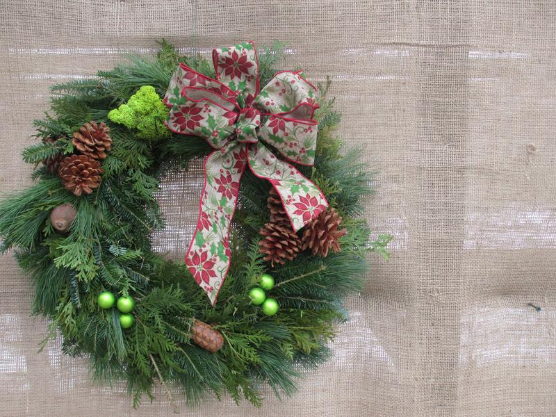 Holiday Wreaths - SOLD OUT