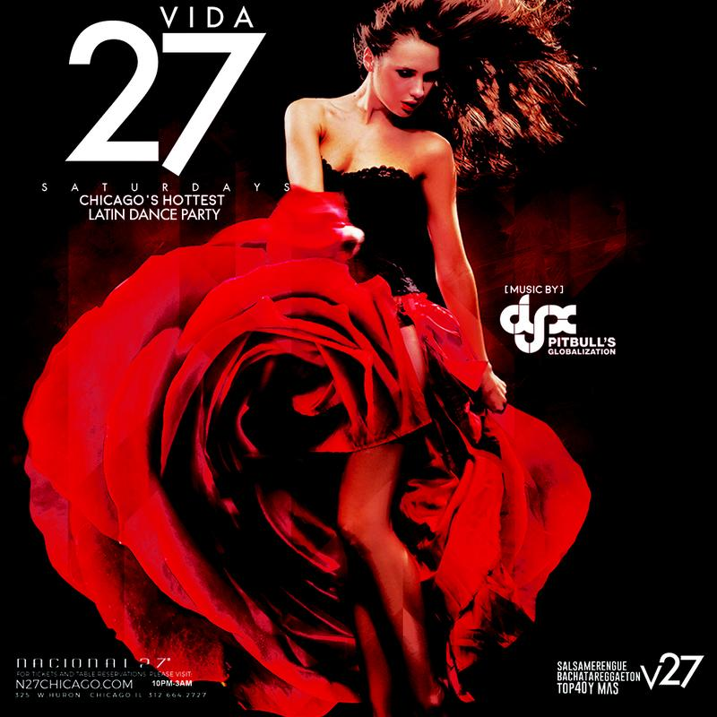 Vida 27 : DJ X