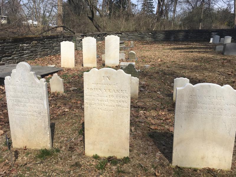 Yeakel Cemetery Tour