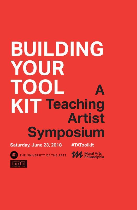 Teaching Artist Symposium: Building Your Toolkit