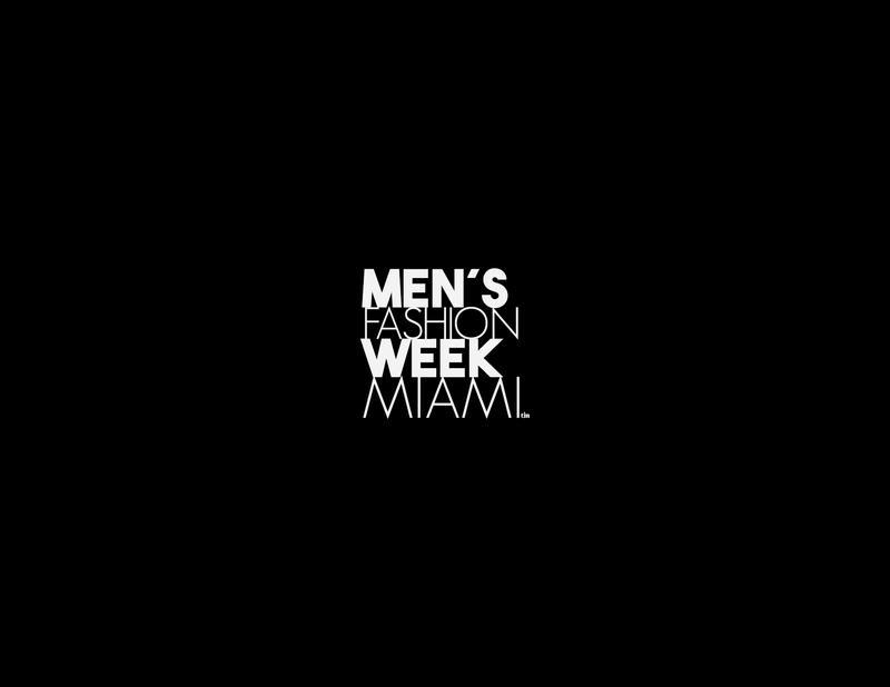 MENS FASHION WEEK MIAMI 2018