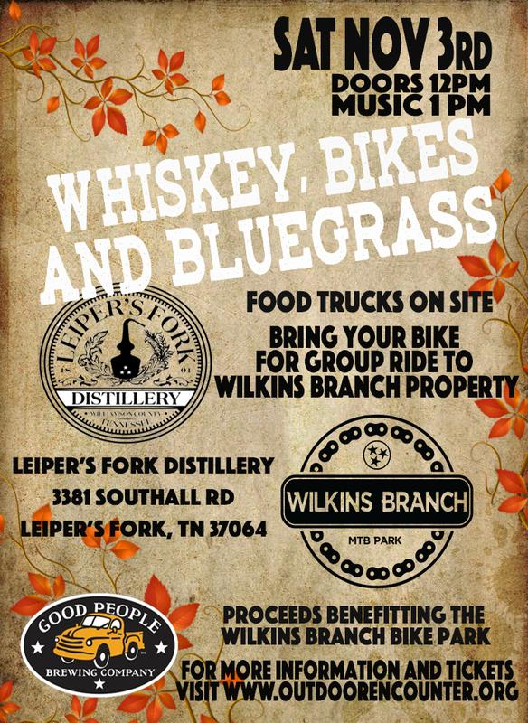 Whiskey, Bikes & Bluegrass