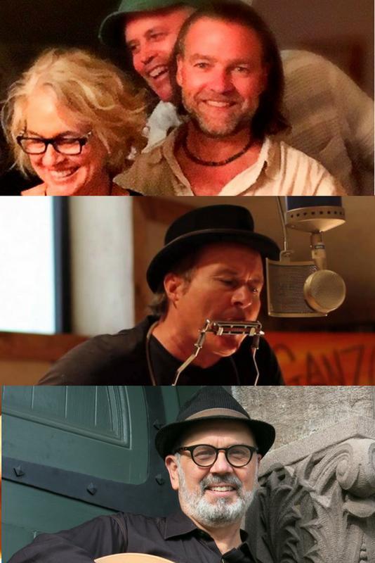 Jerry Hannan + Dear John, Love Renée + Kyle Alden