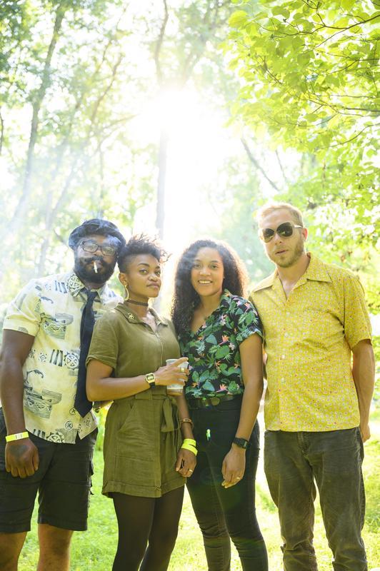 Pending Rescheduled Date - Hoochi Coochi w/ Hannah Taylor and The Rekardo Lee Trio & Jada Fete