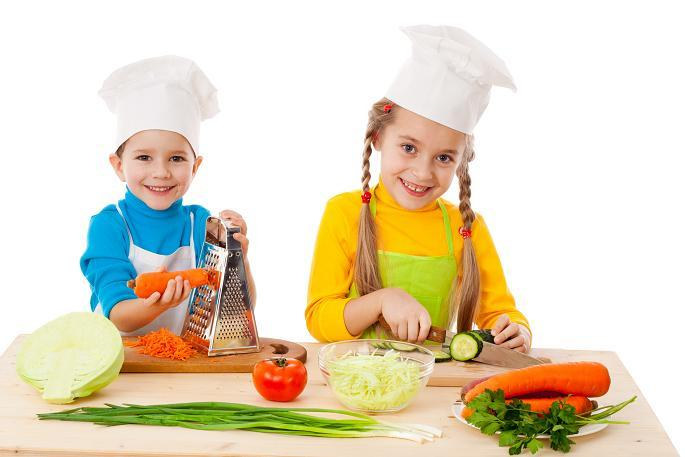 Kid's Class: Kitchen Science