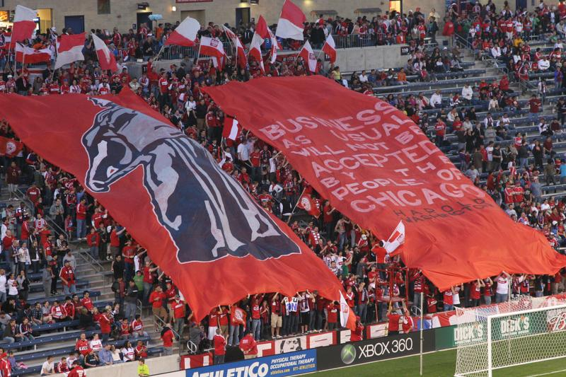 Chicago Fire vs. Los Angeles F.C., Saturday, September 29th @ 2:3Opm CT