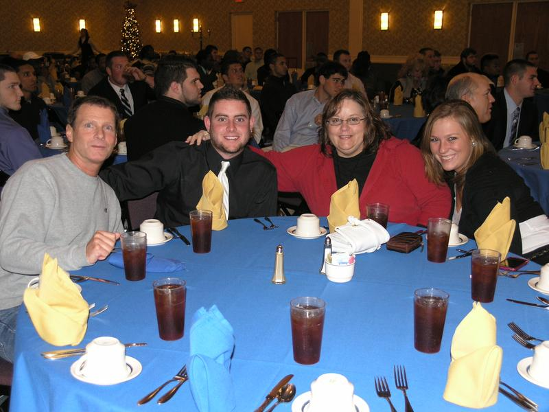 2014 National Scouting Showcase All-Star Luncheon