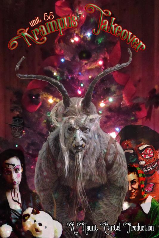 Krampus Christmas Chaos