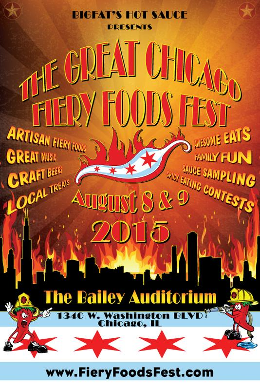 2015 Great Chicago Fiery Foods Fest