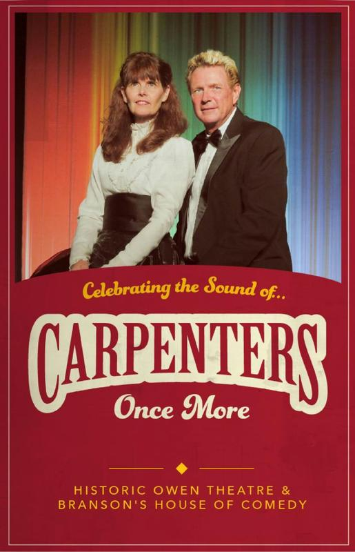 CARPENTER'S ONCE MORE