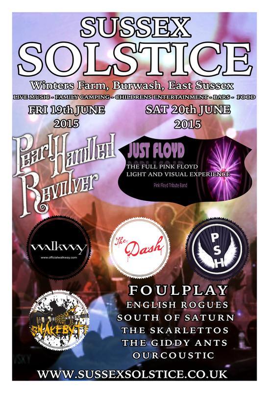 Sussex Solstice 2015