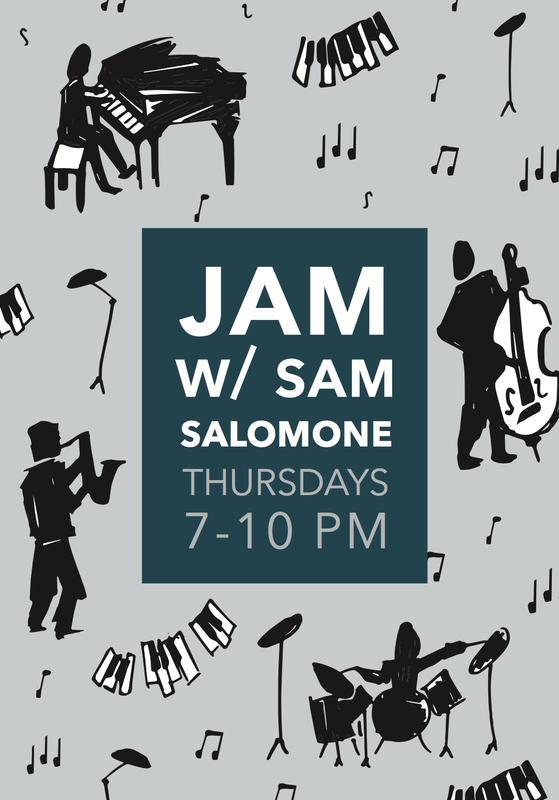 Weekly Jam w/ Sam