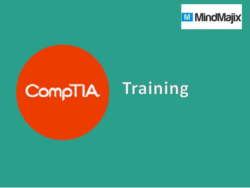 Learn CompTIA Training  With Examples and Live Projects