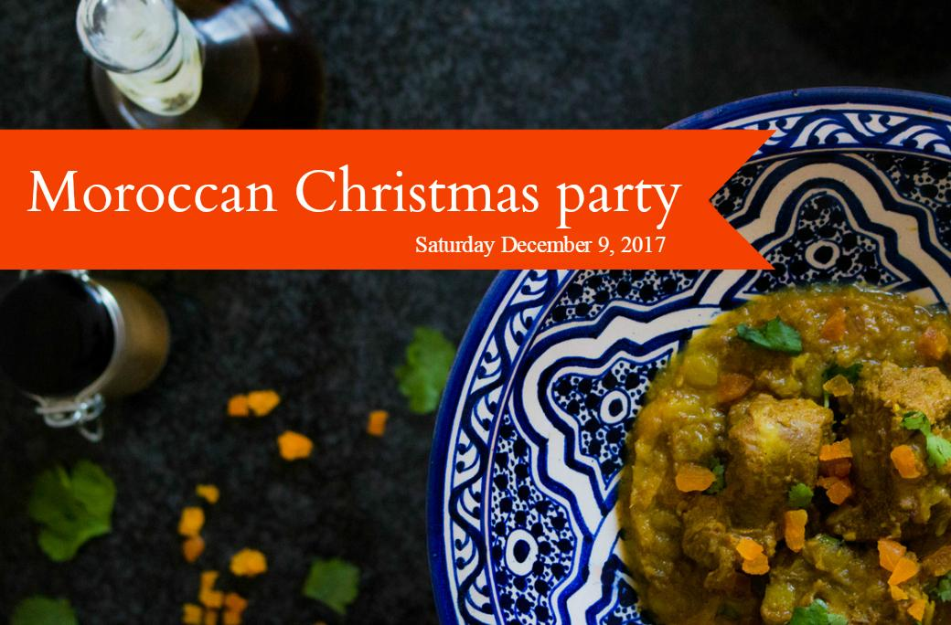 Moroccan Christmas cooking party Tickets in Ashland, OR, United States