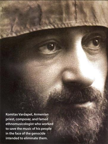 ARMENIA'S ARK OF MUSIC (Ethical)