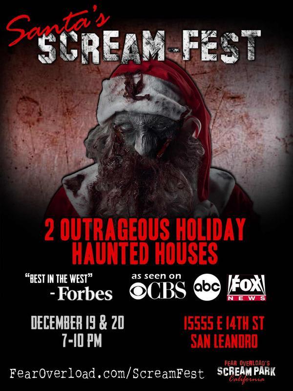 Santa's Scream-Fest