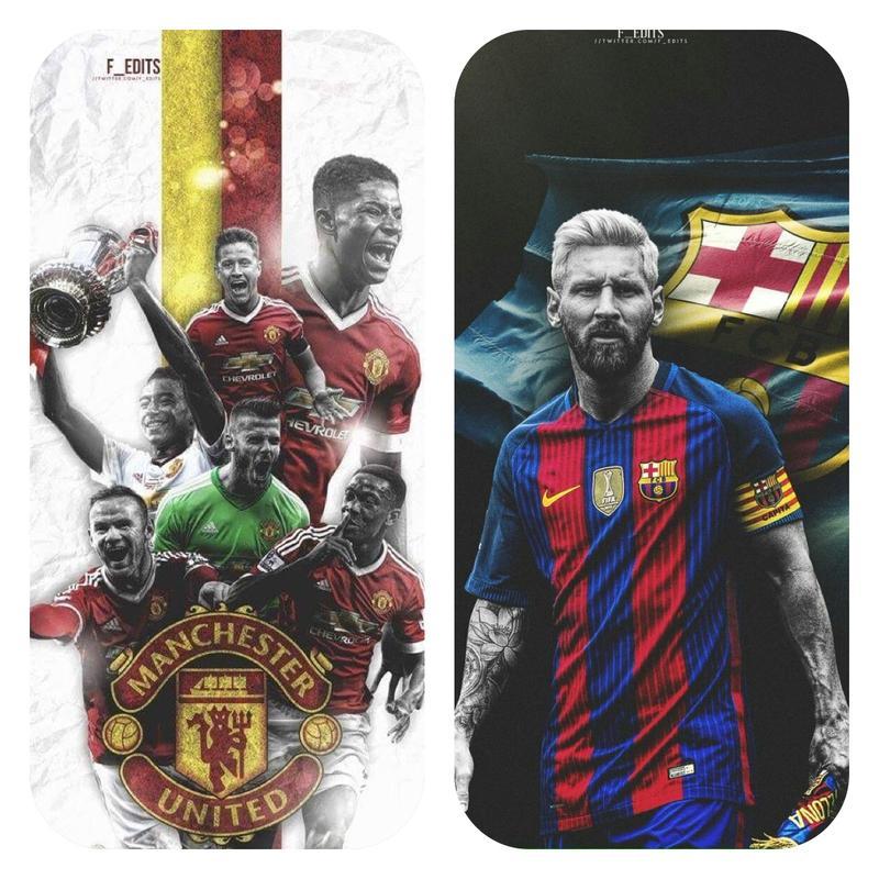 International Champions Cup - Fc Barcelona vs Manchester United