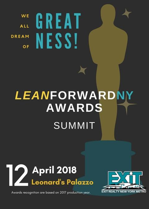 LEANForwardNY 2018 Awards Summit