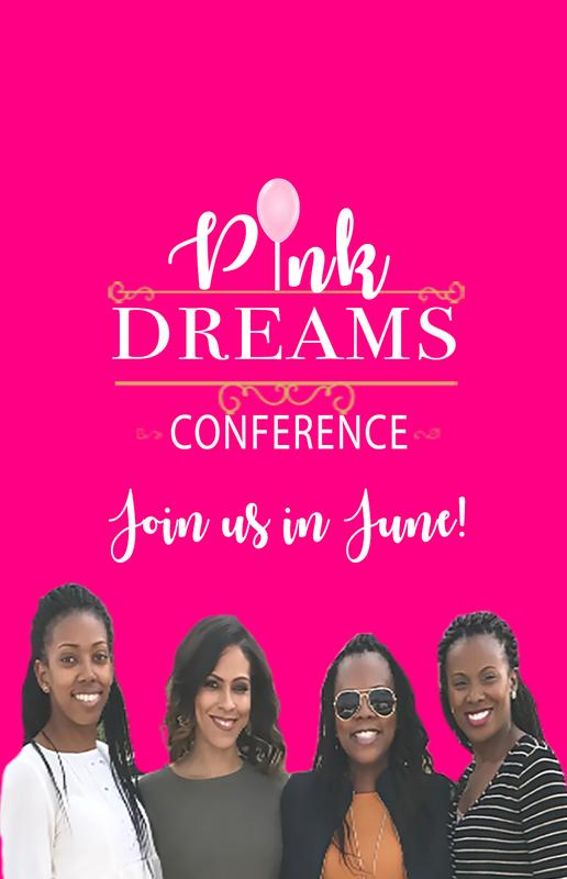 The Pink Dreams Conference June 2019