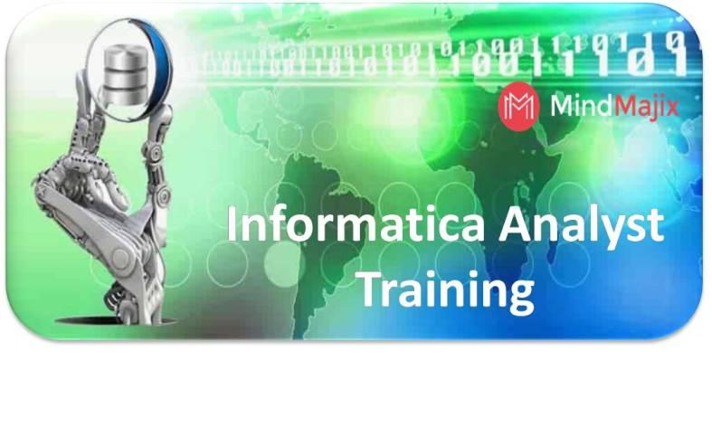 Learn Informatica Analyst training By Experts