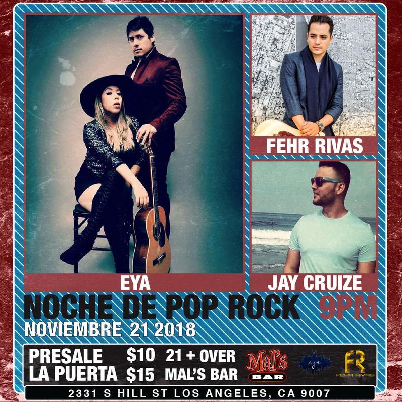 Noche de Pop Rock