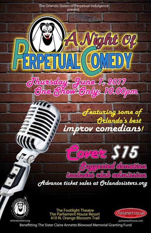 A Night of Perpetual Comedy VIII
