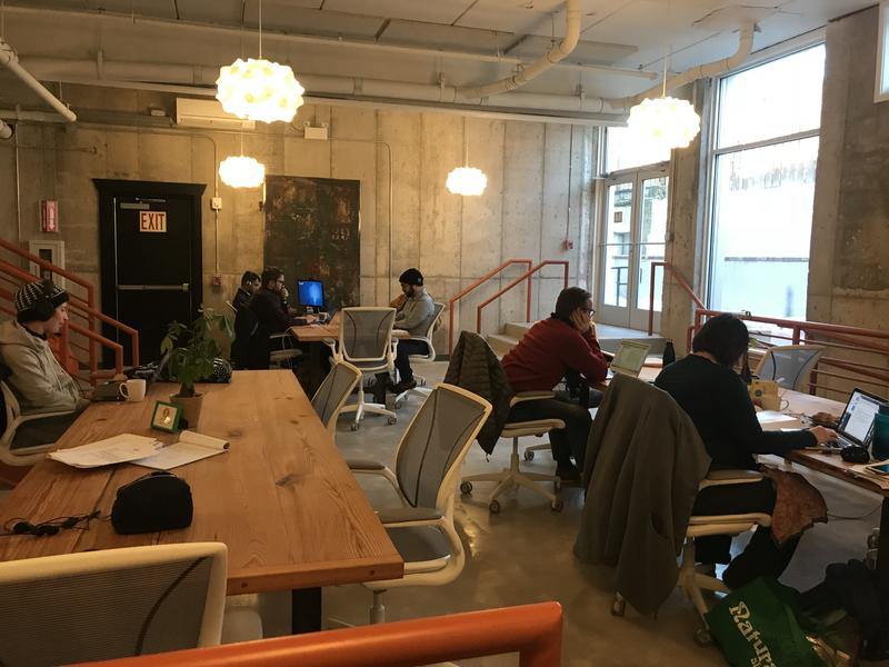 July Free Coworking Day