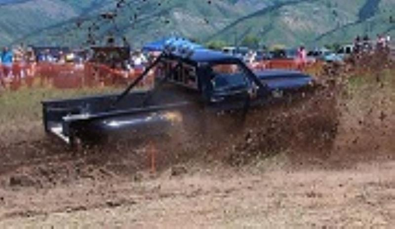 Top of the Mountain Mud Drags 2020