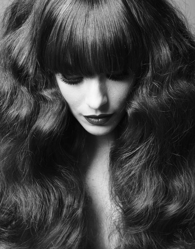 Oribe Hair Care at LBP Studios: Sculpted Tease Intensive