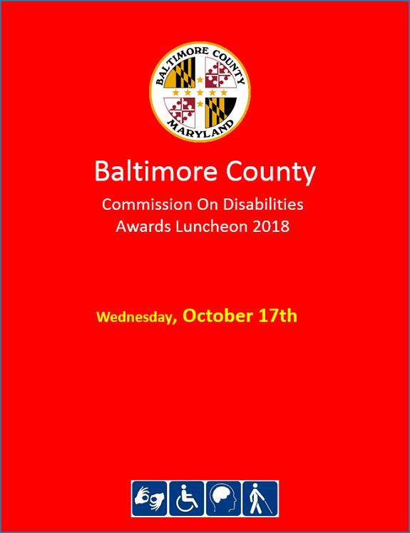 Baltimore County Commission on Disabilities