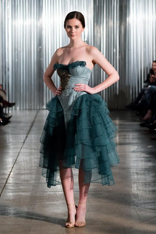 Austin Fashion Week : BERNINA Fashion Fund Showcase